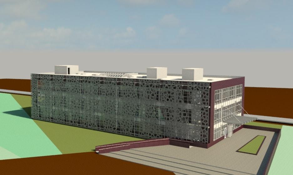 GTÜ Enstitu Binaları