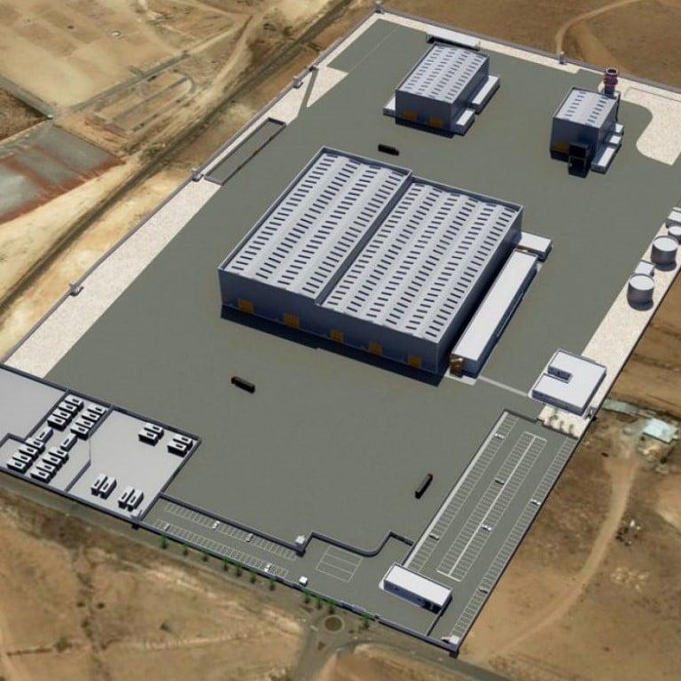 GEAT Turbin Fabrikası (Altyapı)