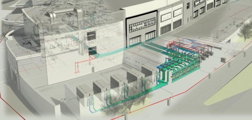 BIM Platformunda MEP Tasarım Hizmetleri