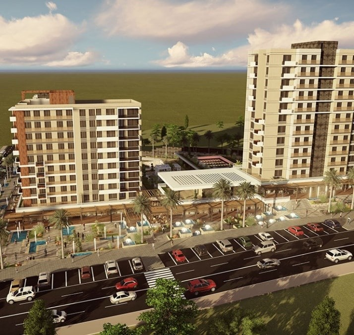 ANDA PARK Sultanbeyli Residential TREND GYO